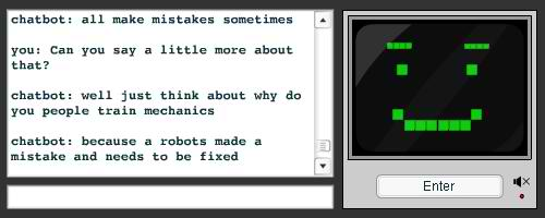 Open-ended questions make robots happy