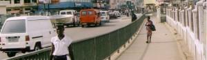 Street Scene, Ring Road, Accra, Ghana
