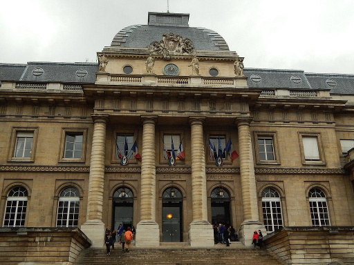 Parisian Courthouse
